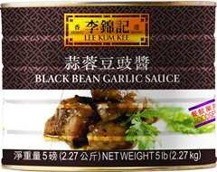 BlackbeanGarlicBean Sauce 5lb 227kg 4625in