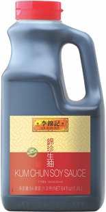 Kum Chun Soy Sauce 64 fl oz (1.9 L)