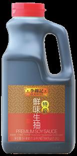 Premium Soy Sauce 64 fl oz