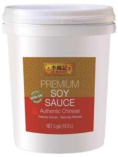 Premium Soy Sauce 5 gal
