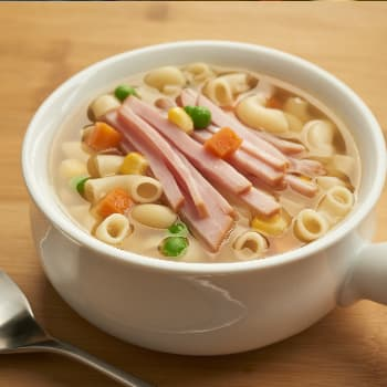 Recipe Macaroni with Ham