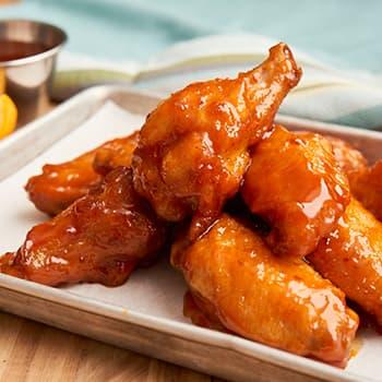 Recipe Orange Chicken Wings