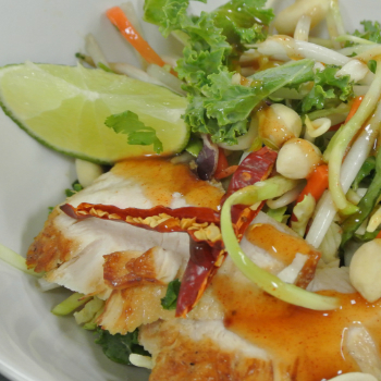 Recipe Pad Thai Salad S