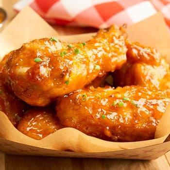 Recipe Sriracha Mayo Wings S