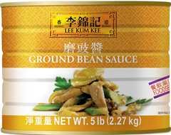 Ground Bean Sauce, 5lb (2.27 kg), Tin Can