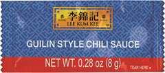 桂林風味辣椒醬, 0.28 oz (8 g) 小包