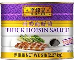 Thick Hoisin Sauce, 5 lb (2.27 kg) Can