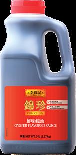 Kum Chun Oyster Flavored Sauce, 5 lb (2.27 kg) Pail