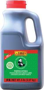 熊貓牌綠色新裝蠔油