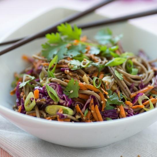Recipe Gluten Free Soba Noodle Salad S