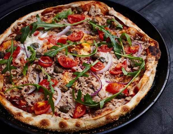 Recipe Gochujang Pizza