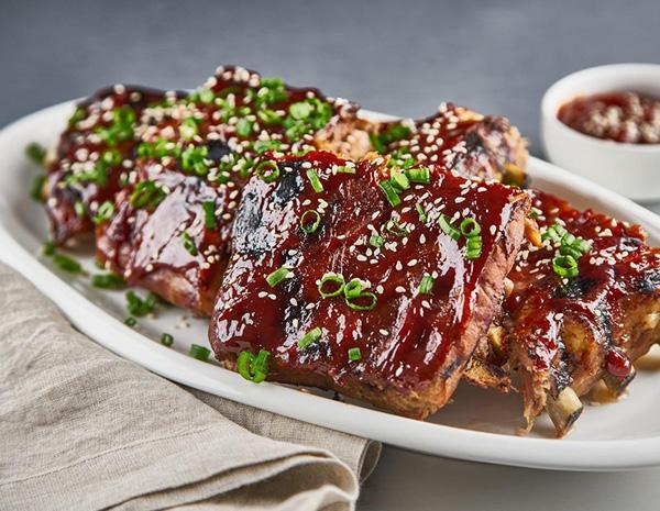 Recipe Hoisin BBQ Ribs