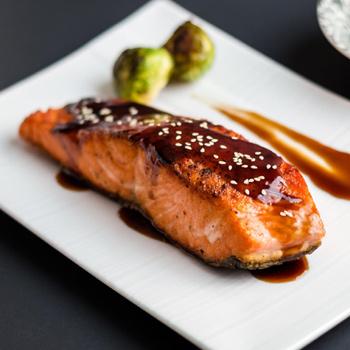Recipe Japanese Style Glazed Salmon S
