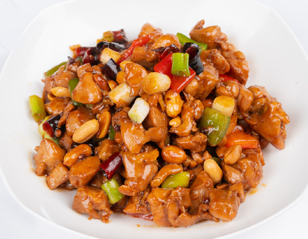 Recipe Kung Pao Chicken 4