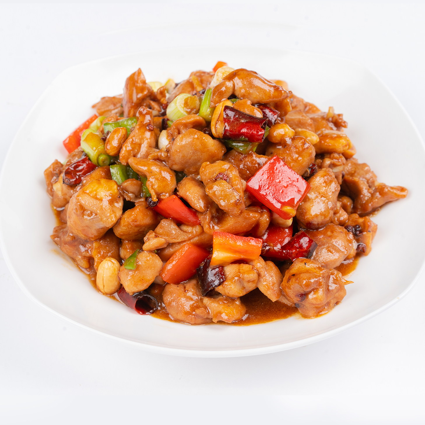 Recipe Kung Pao Chicken 5S
