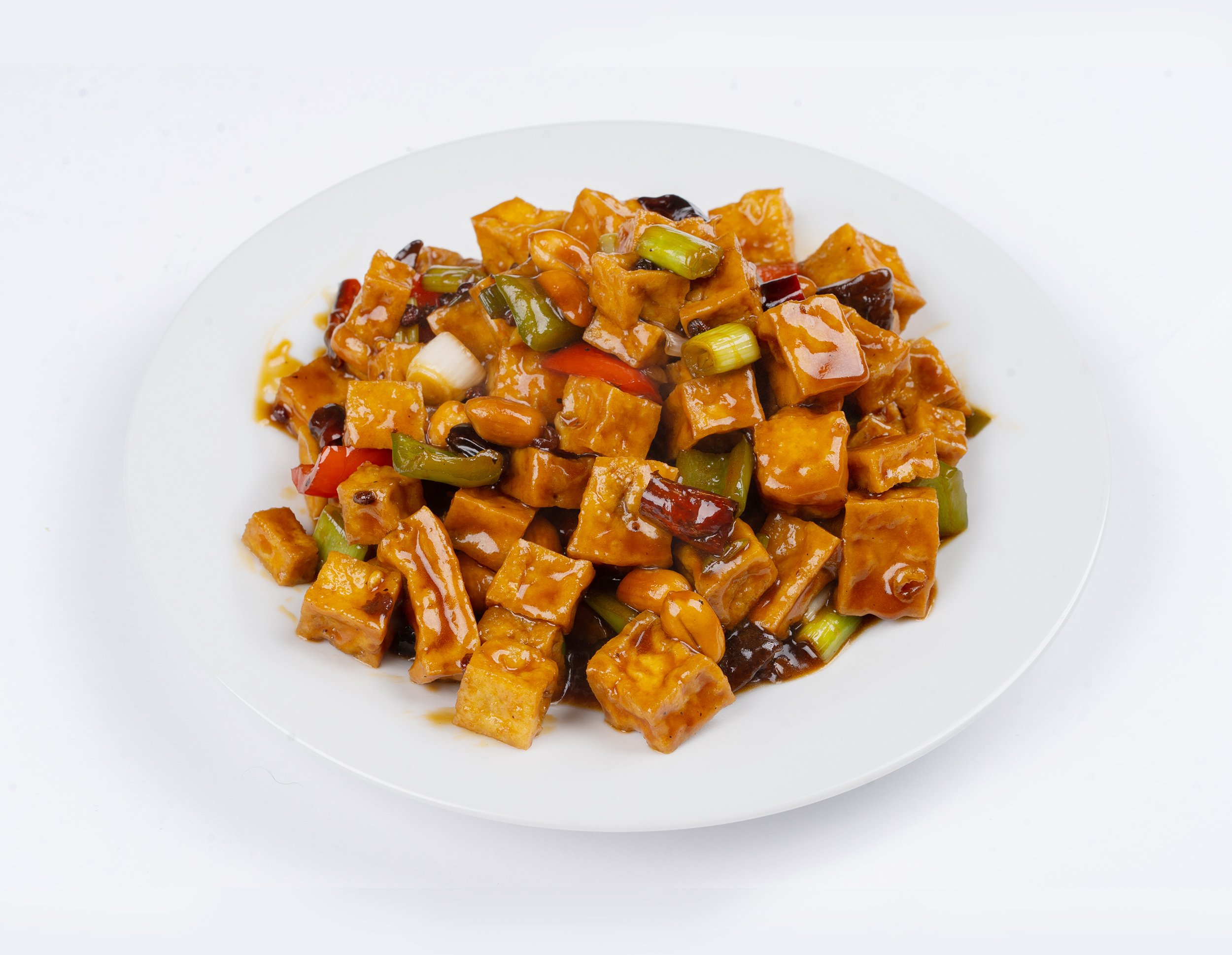 Recipe Kung Pao Tofu
