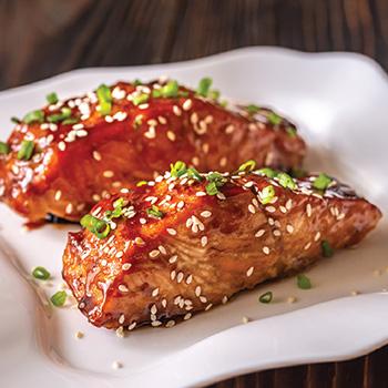 Recipe Salmon Steak Teriyaki S