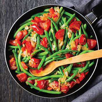 Recipe SWEET and SOUR WOK CHARRED VEGGIES S