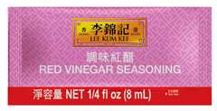 Red Vinegar Seasoning, 14 fl oz (8 mL), Satchet