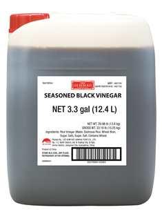 Seasoned Black Vinegar