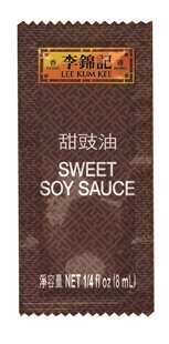 Sweet Soy Sauce, 1/4 fl oz (8 mL) Packet