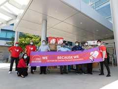 李錦記醬料集團與北美洲餐廳合作,支援社會,共同抗疫