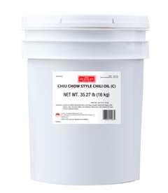 Chiu Chow Chili Oil (C) 35.2 lb