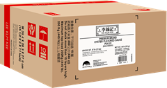 Premium Brand Oyster Flavored Sauce (POS 01)