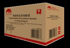 蒜蓉辣椒醬(熊貓牌)